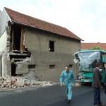 Busunfall Unterpleichfeld
